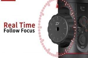 zhiyun crane 2 real time focus